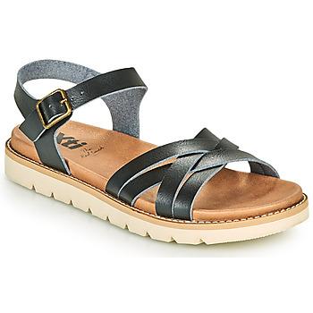 Schoenen Dames Sandalen / Open schoenen Xti OSSA Zwart