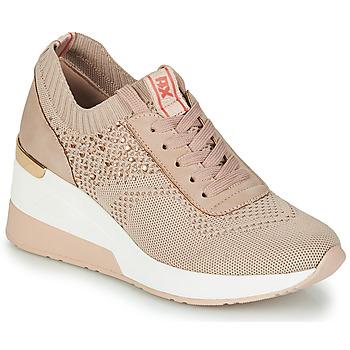 Schoenen Dames Lage sneakers Xti ROSSA Roze