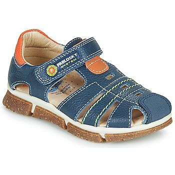 Schoenen Jongens Sandalen / Open schoenen Pablosky REAL Marine