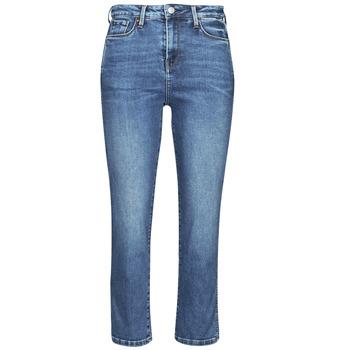 Textiel Dames Skinny jeans Pepe jeans DION 7/8 Blauw / Medium