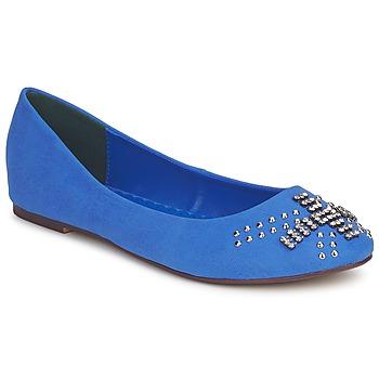 Schoenen Dames Sandalen / Open schoenen Friis & Company SISSI Blauw