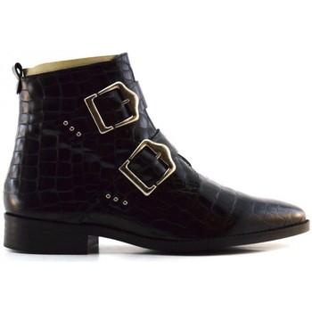 Schoenen Dames Laarzen Caractères info Zwart