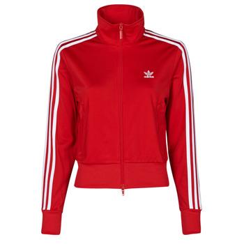 Textiel Dames Trainings jassen adidas Originals FIREBIRD TT PB Rood