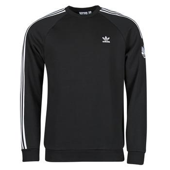 Textiel Heren Sweaters / Sweatshirts adidas Originals 3D TF 3 STRP CR Zwart