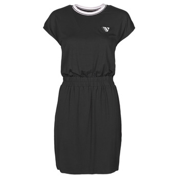 Textiel Dames Korte jurken Volcom SIIYA DRESS Zwart