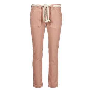 Textiel Dames 5 zakken broeken Le Temps des Cerises EZRA Brown