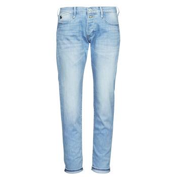Textiel Dames Boyfriend jeans Le Temps des Cerises MACEL Blauw