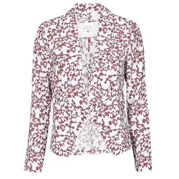 Textiel Dames Jasjes / Blazers Le Temps des Cerises GOYA Wit