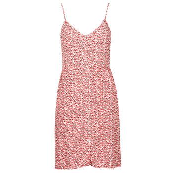 Textiel Dames Korte jurken Le Temps des Cerises SIERO Rood