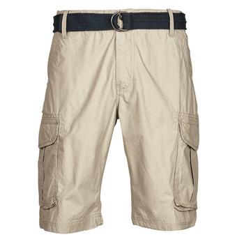 Textiel Heren Korte broeken / Bermuda's Petrol Industries SHORT CARGO Beige