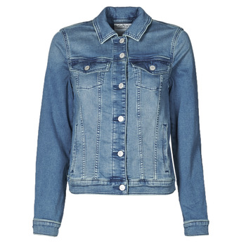 Textiel Dames Spijker jassen Esprit JOGGER JACKET Blauw