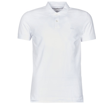Textiel Heren Polo's korte mouwen Esprit COO N PI PO SS Wit