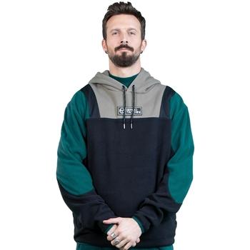 Textiel Heren Sweaters / Sweatshirts Sergio Tacchini Sweatshirt  Bliss noir/gris/vert