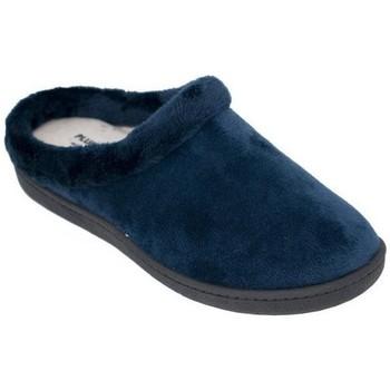 Schoenen Dames Sloffen Cbp - Conbuenpie Zapatillas de casa para mujer by CBP Home Bleu