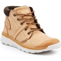 Schoenen Heren Hoge sneakers Palladium Manufacture Pallaville HI Cuff L Beige