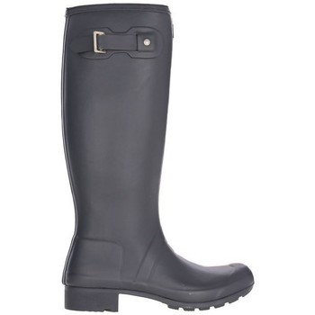Schoenen Dames Waterschoenen Hunter Original Tour Graphite