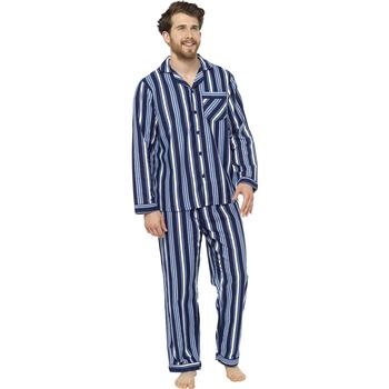 Textiel Heren Pyjama's / nachthemden Tom Franks  Marine