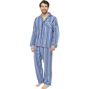 Textiel Heren Pyjama's / nachthemden Tom Franks  Blauw