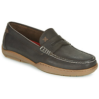 Schoenen Heren Mocassins CallagHan DILLON Brown