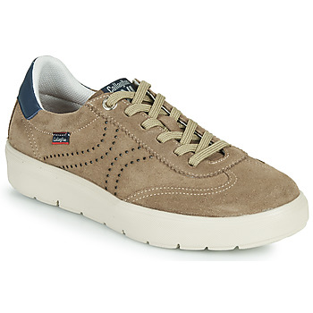Schoenen Heren Lage sneakers CallagHan RED Beige