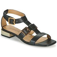 Schoenen Dames Sandalen / Open schoenen JB Martin HARIA Zwart