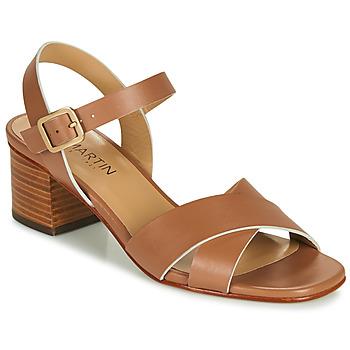 Schoenen Meisjes Sandalen / Open schoenen JB Martin OXIA Brown