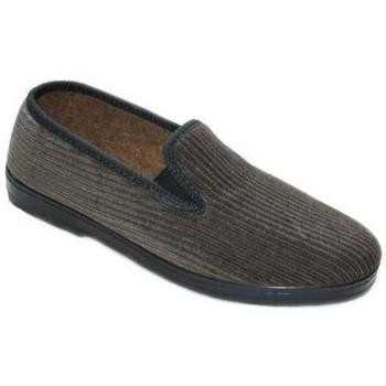 Schoenen Heren Sloffen Cbp - Conbuenpie Zapatillas de casa para hombre by CBP Home Gris