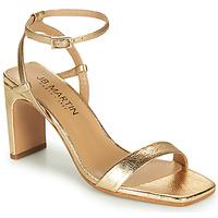 Schoenen Dames Sandalen / Open schoenen JB Martin 1DITA Goud