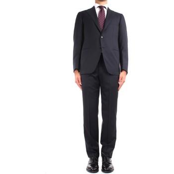 Textiel Heren Anzüge Cesare Attolini AUS30PUZ3APWA02 Blue