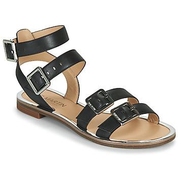 Schoenen Meisjes Sandalen / Open schoenen JB Martin 1GAPI Zwart