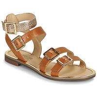 Schoenen Meisjes Sandalen / Open schoenen JB Martin 1GAPI Brown