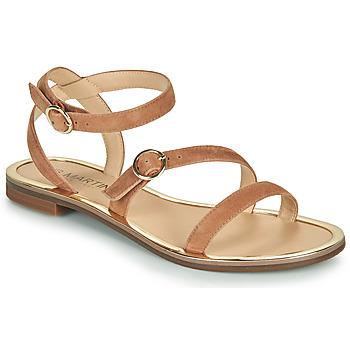 Schoenen Meisjes Sandalen / Open schoenen JB Martin 1GILANA Brown