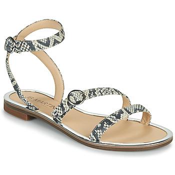 Schoenen Meisjes Sandalen / Open schoenen JB Martin 1GILANA Wit