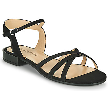 Schoenen Meisjes Sandalen / Open schoenen JB Martin BAOLI Zwart