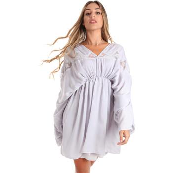 Textiel Dames Korte jurken Fracomina FR20SMBARBARA Blauw