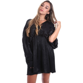 Textiel Dames Korte jurken Fracomina FR20SMBARBARA Zwart