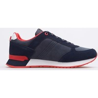 Schoenen Heren Lage sneakers Colmar Travis Colors Rouge, Bleu marine