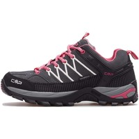 Schoenen Dames Running / trail Cmp Rigel Wmn WP Gris, Rose, Graphite