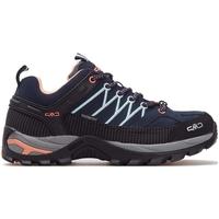 Schoenen Dames Running / trail Cmp Rigel Wmn WP Noir, Gris, Bleu marine