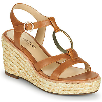 Schoenen Meisjes Sandalen / Open schoenen JB Martin EMANI Brown