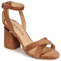 Schoenen Meisjes Sandalen / Open schoenen JB Martin KIMOE Brown