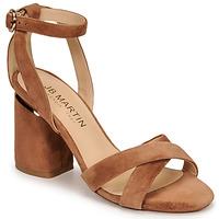 Schoenen Dames Sandalen / Open schoenen JB Martin KIMOE Brown