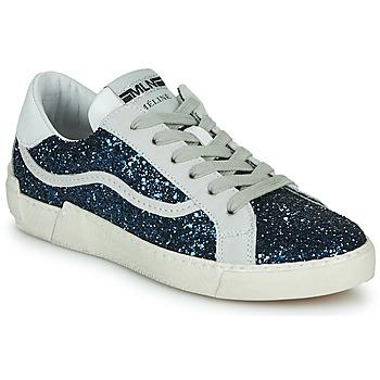 Schoenen Dames Lage sneakers Meline  Marine