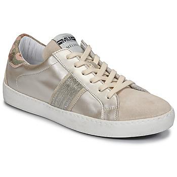 Schoenen Dames Lage sneakers Meline  Champagne