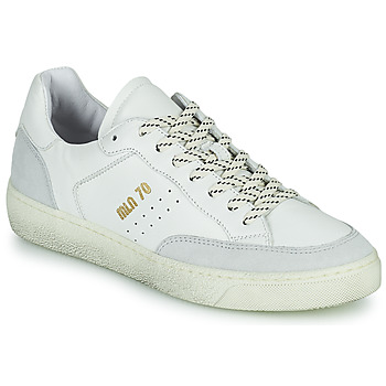 Schoenen Dames Lage sneakers Meline  Wit