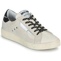 Schoenen Dames Lage sneakers Meline CAR139 Beige / Zwart