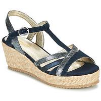 Schoenen Dames Sandalen / Open schoenen Sweet ESNOU Marine