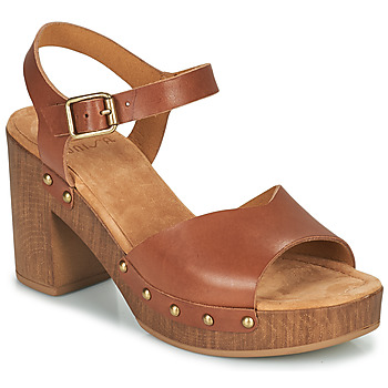 Schoenen Dames Sandalen / Open schoenen Unisa TACO  camel