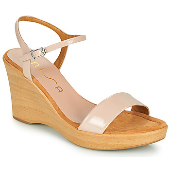 Schoenen Dames Sandalen / Open schoenen Unisa RITA Roze