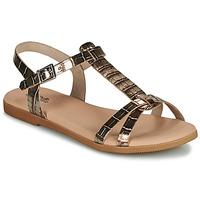 Schoenen Meisjes Sandalen / Open schoenen Citrouille et Compagnie OBIS Brown